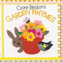 Garden Rhymes Board Book