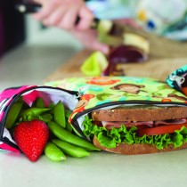 Colibri Reusable Sandwich & Snack Bag Set