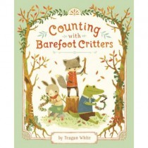 Counting With Barefoot Critters, Board Book