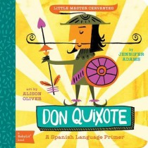 Don Quixote, BabyLit Board Book