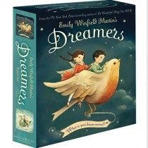 Dreamers Board Book Boxed Set