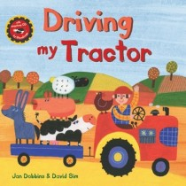 Driving My Tractor, Watch and Sing Along w/CD