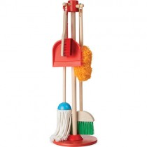 Dust Sweep Mop Childrens Play Set