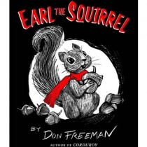Earl the Squirrel Book