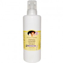 Earth Mama Angel Baby, Calming Lavender Shampoo & Body Wash Refill