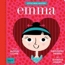 Emma, BabyLit Board Book