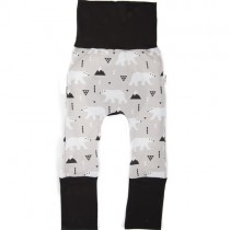 Evolve Grow-With-Me Pants, Polar Bears