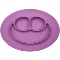 Ezpz Silicone Happy Mat Mini, Berry