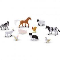 Farm Friends - 10 Collectible Farm Animals