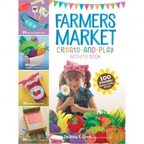 Farmer's Market Activity Book