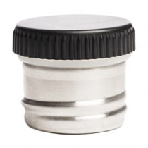 Stainless Flat Cap for Klean Kanteen Water Bottles