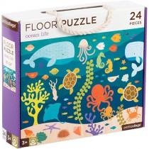Floor Puzzle, Ocean LIfe