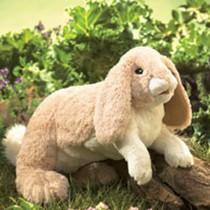 Floppy Bunny Rabbit Puppet