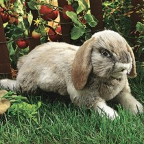 Holland Lop Rabbit Puppet