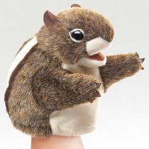 Little Chipmunk Puppet