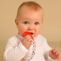 Footsie Silicone Teether