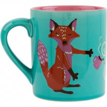 Hatley For Fox Sake Mug