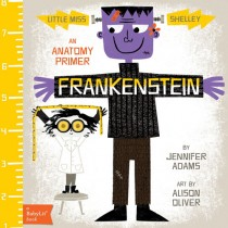 Frankenstein, BabyLit Board Book