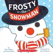 Frosty the Snowman, Board Book