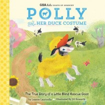 Goat's of Anarchy Polly & Her Duck Costume, Hardcover