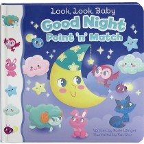 Good Night: A Point & Match Book