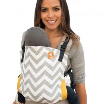 Tula Baby Carriers, Grey Zig Zag