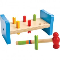 Wooden First Pounder Toy