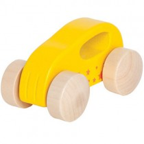 Little Wooden Toy Auto