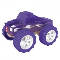 Mini Bamboo Monster Truck