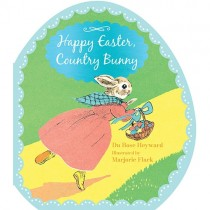 Happy Easter, Country Bunny (Board Book)