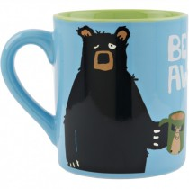 Hatley Bearly Awake Mug