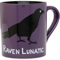 Hatley Raven Lunatic Mug