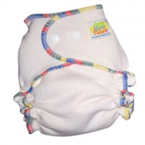 Hemp Fitted Cloth Diapers