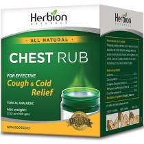 Herbion All Natural Chest Rub