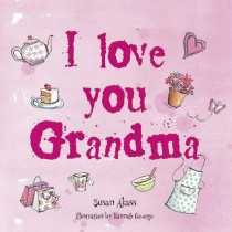 I Love You Grandma, Hardcover