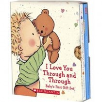 I Love You Through and Through, Baby's First Gift Set