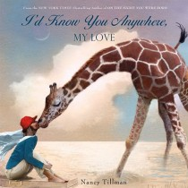 I'D Know You Anywhere, My Love (Board Book)