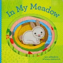 In My Meadow, Board Book
