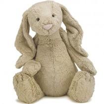 Jellycat Bashful Bunny, Beige - Huge