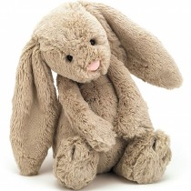 Jellycat Bashful Bunny Beige, Medium