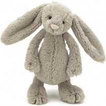 Jellycat Bashful Bunny Beige, Small
