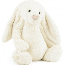 Jellycat Bashful Bunny, Cream