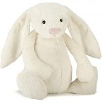 Jellycat Bashful Bunny Cream, Huge