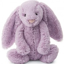 Jellycat Bashful Bunny Lilac, Small