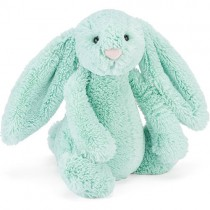 Jellycat Bashful Bunny Mint, Medium