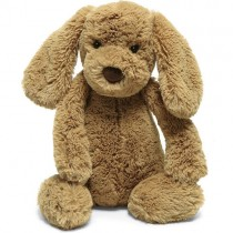 Jellycat Bashful Puppy, Toffee