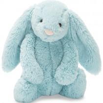 Jellycat Bashful Bunny, Aqua