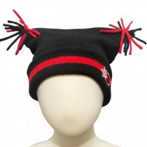 Jester Knit Hats, Black
