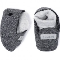 Juddlies Raglan Slippers, Newborn