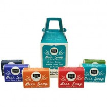 Kogi Naturals Beer Soap, Six Pack